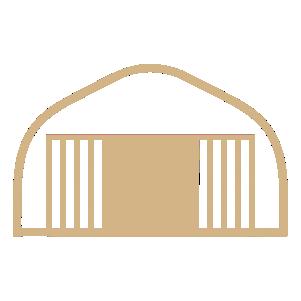 Įvairių tipų angarų statyba
