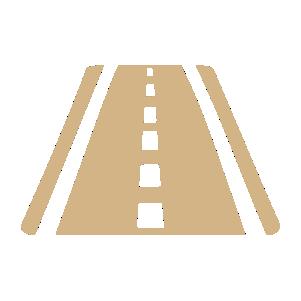 Kiemų bei kelių asfaltavimas